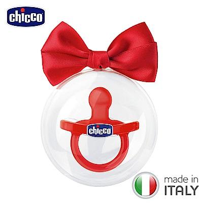 chicco-舒適哺乳-限定版矽膠安撫奶嘴(附專屬收納盒)