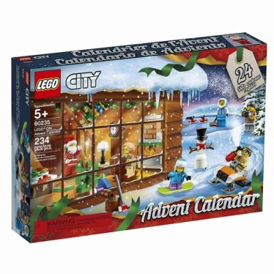 樂高LEGO 城市系列 - LT60235 聖誕驚喜曆