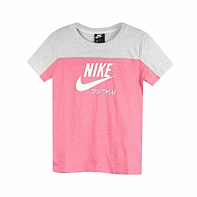 Nike 女 TOP SS GX 圓領T(短)