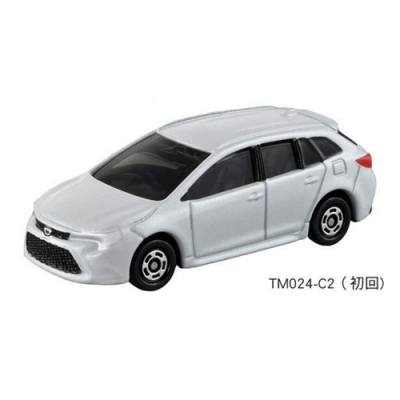 任選TOMICA NO.024 豐田COROLLA 初回_TM024-C2 多美小汽車