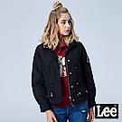 Lee 短版舖棉外套/RG-黑色