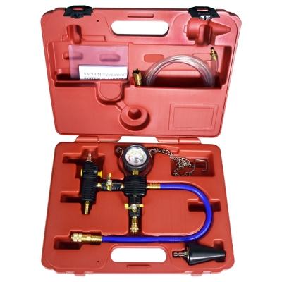【良匠工具】抽真空式水箱液/水箱水/冷卻液 添加更換工具組 台製高品質 有保固