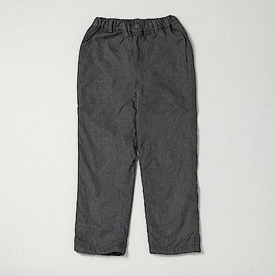 PIPPY 防風雙層保暖長褲 灰