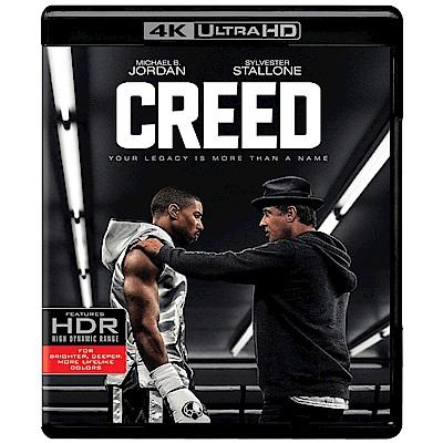 金牌拳手  4K UHD + BD 雙碟版