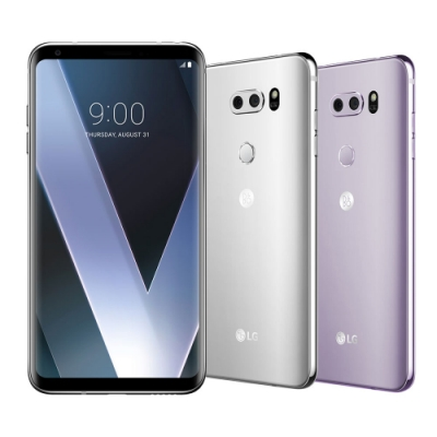 【福利品】LG V30+ (4G/128G) 6吋大螢幕智慧型手機