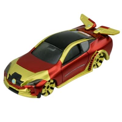 任選DREAM 漫威 T.U.N.E.鋼鐵人跑車 DS89703 迪士尼小汽車