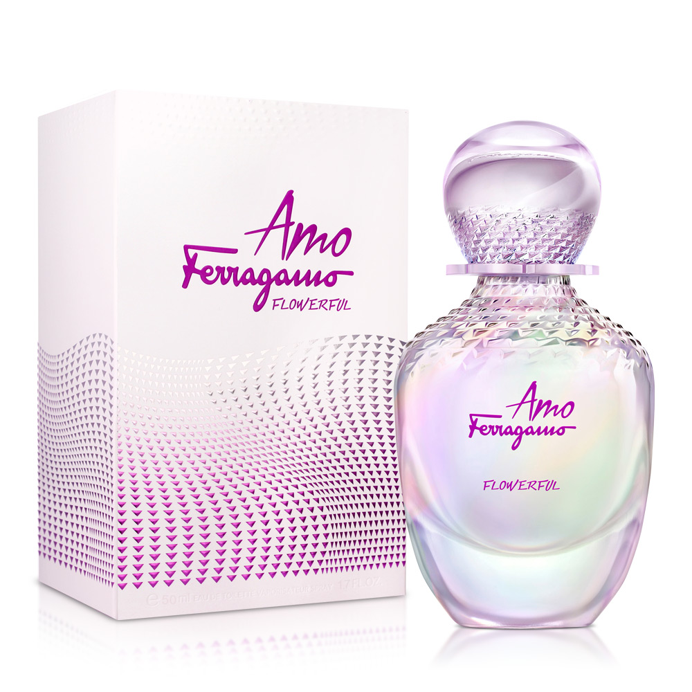 SALVATORE FERRAGAMO  我愛璀璨費拉格慕女性淡香水50ml