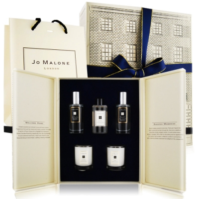 House of Jo Malone London 香氛之家禮盒[附提袋+緞帶]