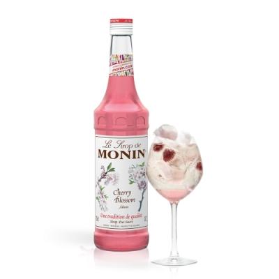 Monin糖漿-櫻花700ml