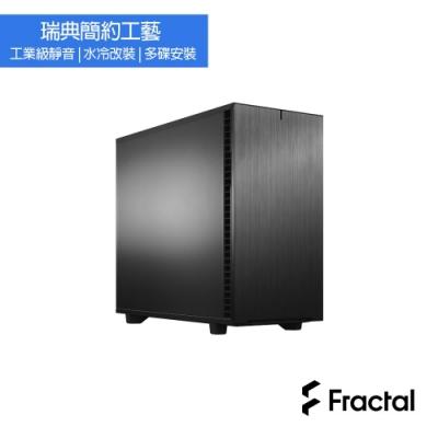 【Fractal Design】Define 7 全黑化
