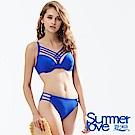 夏之戀SUMMERLOVE 時尚性感大女比基尼二件式泳裝