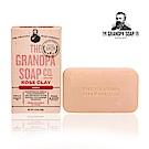 Grandpa 神奇爺爺 玫瑰火山泥專業面膜皂 4.25 oz (效期2020.02)