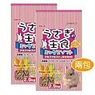 GEX - 日本GEX(ab-109)兔子除臭綜合主食 2.5KGx2包(GEX兔飼料)