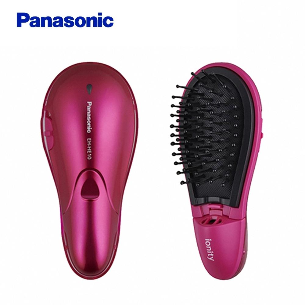 (快速到貨) Panasonic 國際牌 負離子美髮梳 EH-HE10-VP