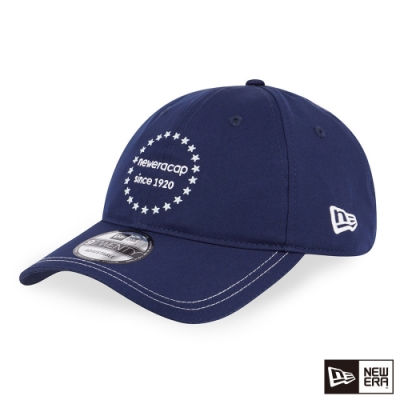 NEW ERA 9TWENTY 920 NEFC NE 皇家藍 棒球帽