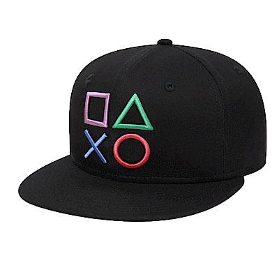 PlayStation 四色符號帽