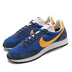 Nike 休閒鞋 Air Tailwind 79 運動 男女鞋 經典款 復古 舒適 簡約 情侶穿搭 藍 黃 CW4808484