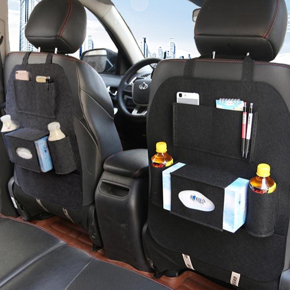 E-dot 椅背毛氈收納置物袋