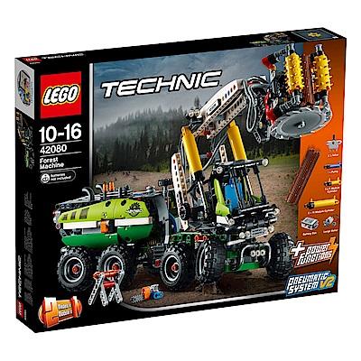 樂高LEGO 科技系列 LT42080 伐木機械車
