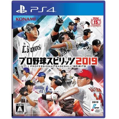 職棒野球魂 2019 -PS4日文版