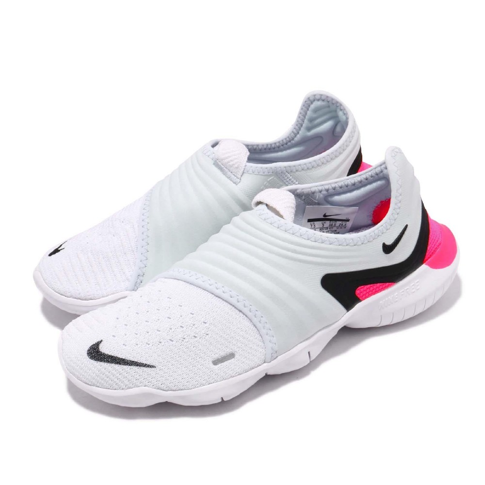 Nike Free RN Flyknit 3.0 女鞋 赤足 路跑 透氣 舒適 慢跑鞋 AQ5708401 版型偏小建議大半號
