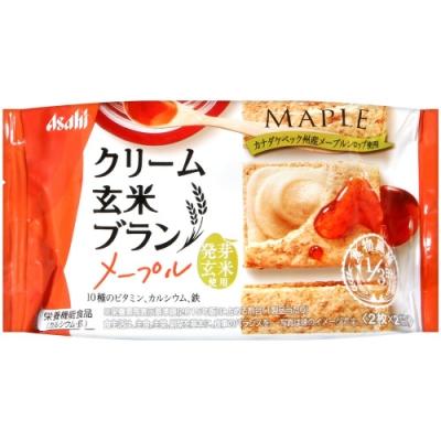 Asahi 玄米楓糖餅(72g)