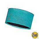 《BUFF》Dryflx夜閃運動頭帶-青春湖藍 BF118098-789