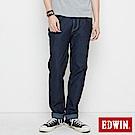 EDWIN JERSEYS 迦績寬直筒褲-男-原藍色