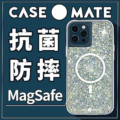 美國 Case●Mate iPhone 12 Pro Max Twinkle 閃耀星辰防摔抗菌MagSafe專用手機保護殼