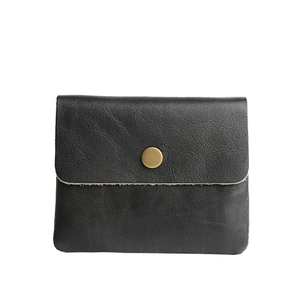 玩皮工坊-真皮頭層牛皮復古零錢包硬幣標男夾女夾卡片包LH333