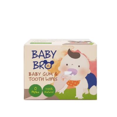 韓國貝齒樂Baby Bro嬰兒潔牙巾25包/盒