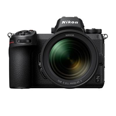 Nikon Z7單機身 + Nikkor Z 24-70mm f/4 S(國祥公司貨)
