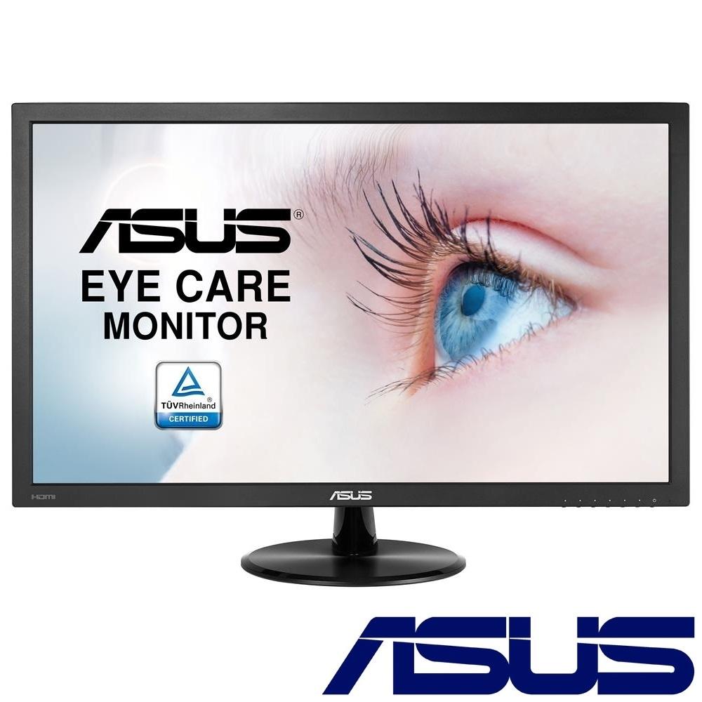 ASUS VP247HAE 24型 VA 低藍光不閃屏電腦螢幕