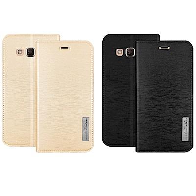 Metal-Slim Samsung Galaxy J2 Prime 流星紋站立皮套