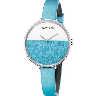 Calvin Klein K7A rise晨曦系列時尚腕錶(K7A231VN)38mm