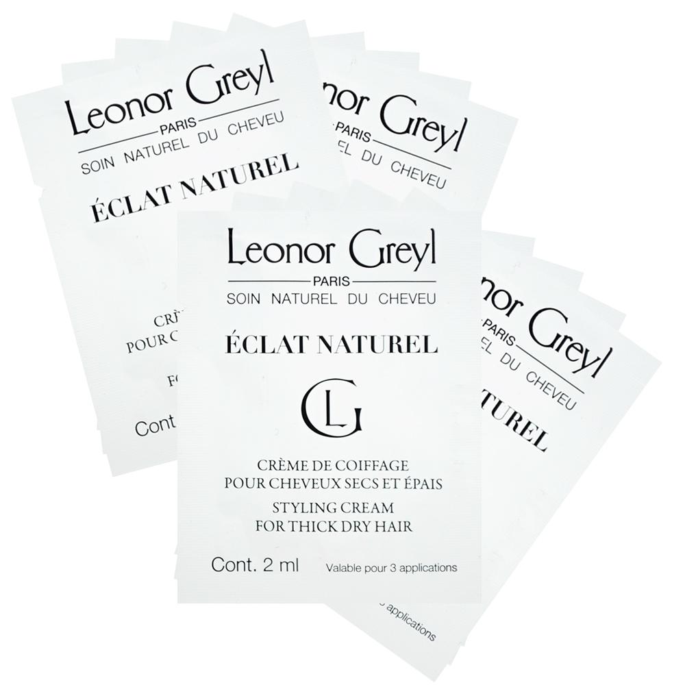 Leonor Greyl 自然煥髮乳 2ml 超值10入組