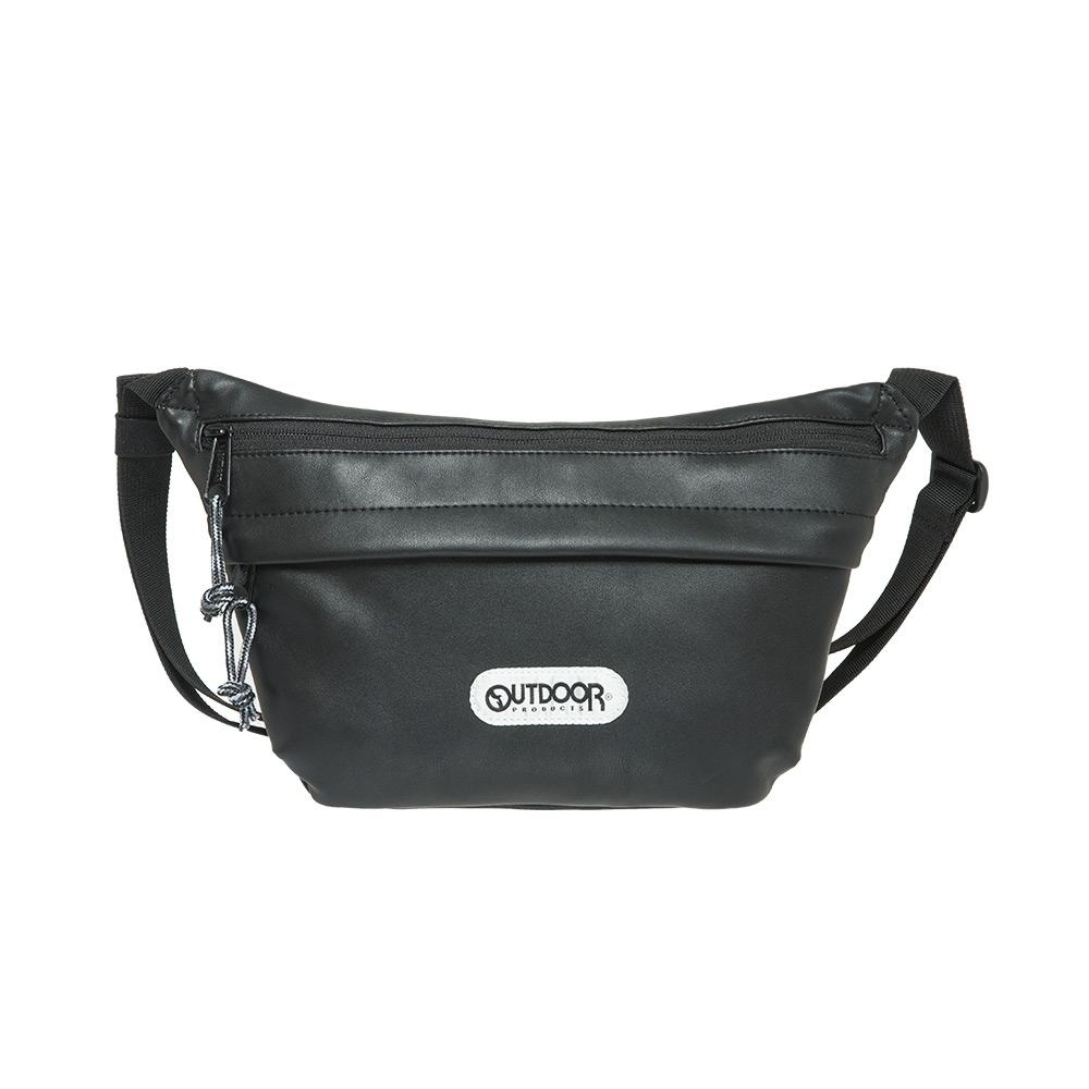 【OUTDOOR】二用側背包-黑色 OD191106BKU