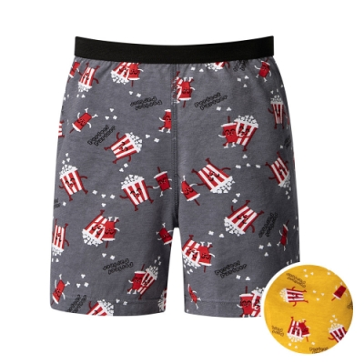 DADADO 最佳搭檔 140-160男童內褲(黃) 品牌推薦 舒適寬鬆 四角男褲