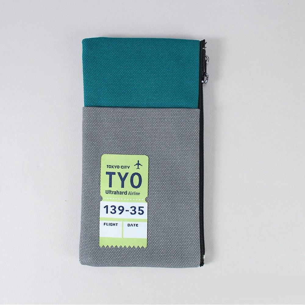 【雙11搶先購↗全館下殺3折起-生活工場】Ultrahard Traveler系列手機袋-東京Tokyo