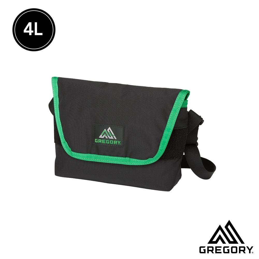 Gregory 4L TEENY郵差包 螢光綠