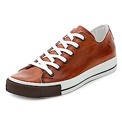【PATINAS】小牛皮休閒鞋 – 木紋