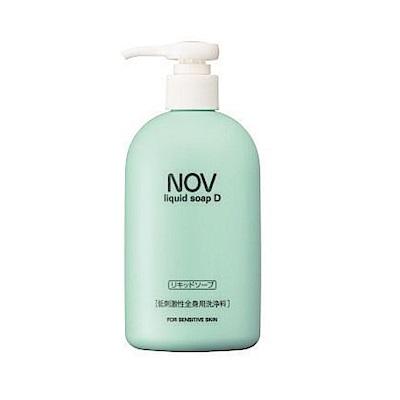 NOV娜芙溫和沐浴乳D 300ml