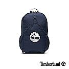 Timberland 中性深藍色休閒雙肩後背包|A1CV1