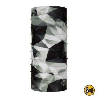 【西班牙BUFF】經典頭巾 Plus-解構黑白