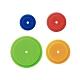 日本可樂牌Clover縫份圈縫份輪4入組57-489(圓形直徑3mm、5mm、7mm、10mm)描線輪奇異輪描線圈縫份器 適拼布縫紉手作娃娃 product thumbnail 1