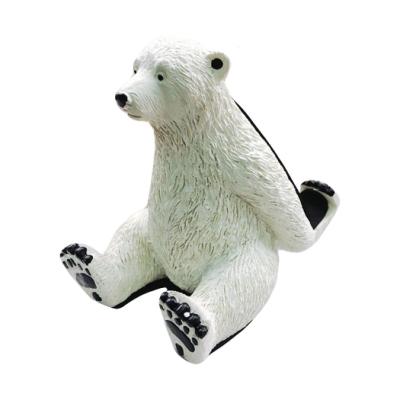時時樂【TOYSELECT】創意手機/平板立架-北極熊,太空人,國王企鵝↘︎699 (多款任選)