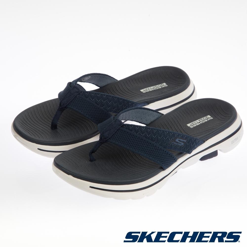 SKECHERS  女健走系列 涼拖鞋 ON THE GO GOWALK 5-140085NVY