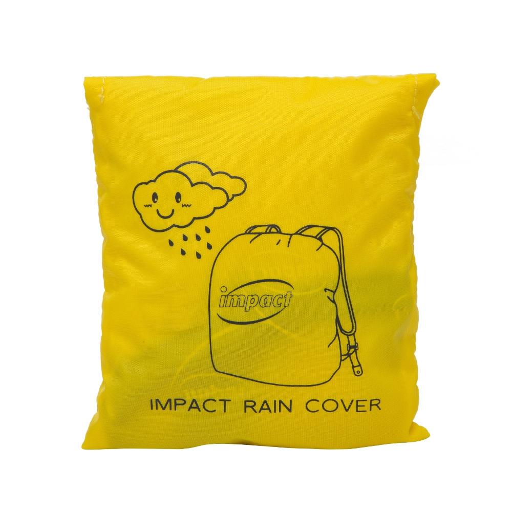 【IMPACT】書包雨罩-輕量升級版-黃 IM00A06YL