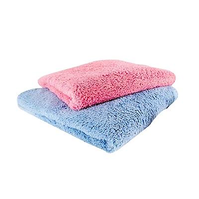 台灣製造 雪花絨潔膚巾(四色可選)(美容/洗臉/清潔)