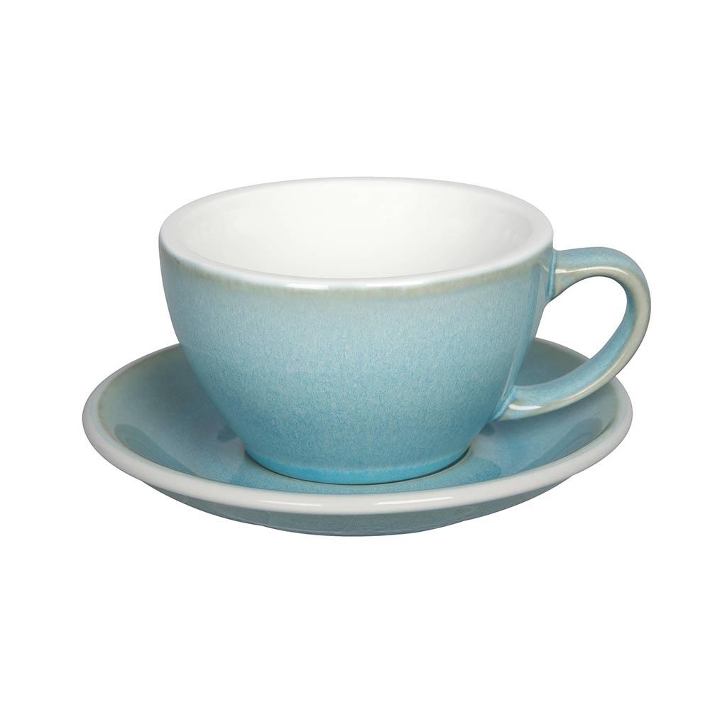 Loveramics Coffee Pro-Egg拿鐵咖啡杯盤組300ml-共9色